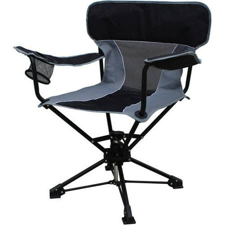 Astonishing Ozark Trail Portable Swivel Chair Camellatalisay Diy Chair Ideas Camellatalisaycom