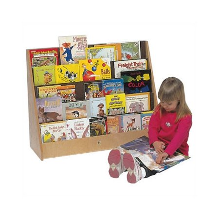 Steffy Five Shelf Book Display Products