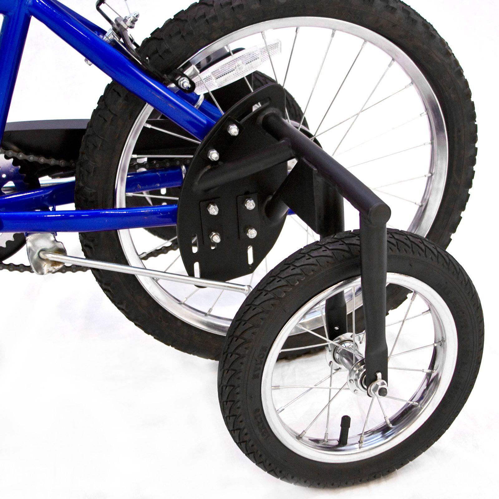 Jr. Bicycle Stabilizer Wheel Kit