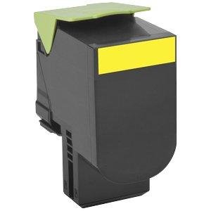 - Lexmark - Extra High Yield - yellow - original - toner cartridge - LRP