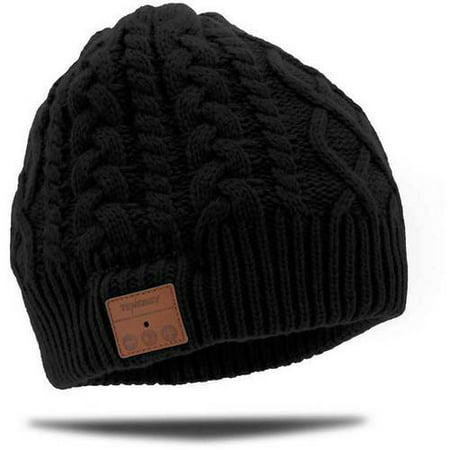 Tenergy Bluetooth Beanie Cable Knit - Walmart.com 2525fec99db
