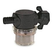 SHURFLO 255325 Fresh Water Pump Strainer