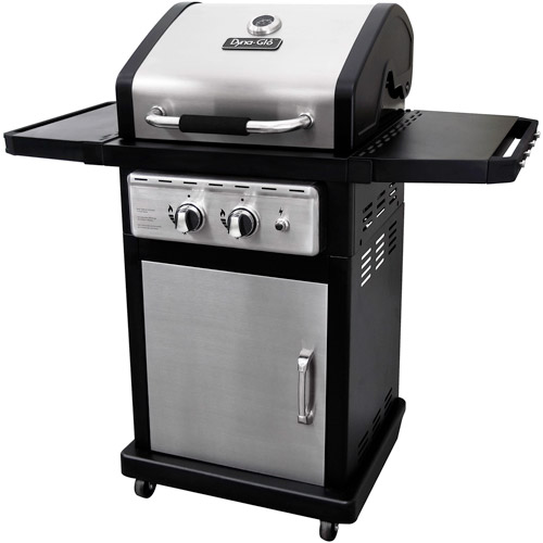 Dyna-Glo DGP350SNP-D Smart Space Living 2-Burner LP Gas Grill