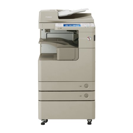 Scanner Media (Refurbished Canon ImageRunner Advance 4251 A3 Monochrome Laser Multifunction Printer - 51ppm, Print, Copy, Scan, Auto Duplex, Network, A3/A4/A5 Media Sizes, 2 Trays,)