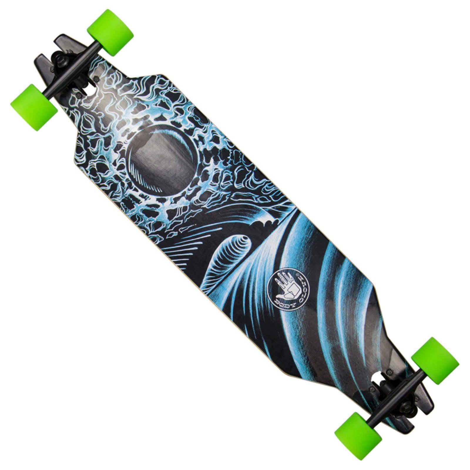 Body Glove Free Ride 36 in. Performance Longboard Skateboard by Overstock