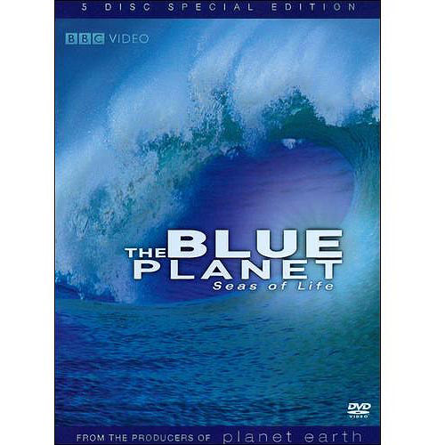 BLUE PLANET-SEAS OF LIFE-SPECIAL EDITON (DVD/4PK/5 DISC)
