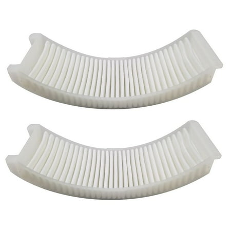 2 HEPA Filter for Bissell Powerforce Helix Turbo Final Exhaust Filter 68C7