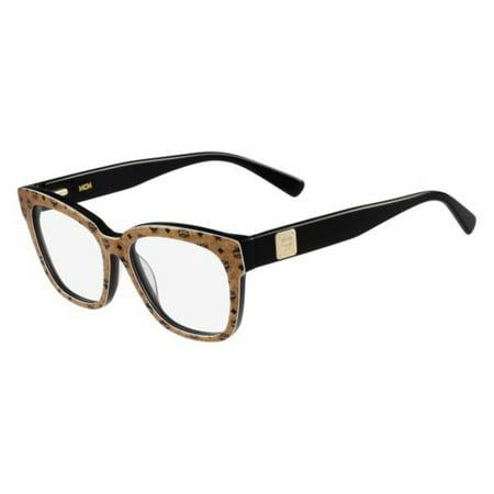 Eyeglasses MCM 2624 262 COGNAC VISETOS/BLACK (Fake Eyeglasses)