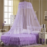 Multi - color Insect Fly/Mosquitoes Princess Bed Canopy Netting Curtain Dome Mosquito Home Decoration US