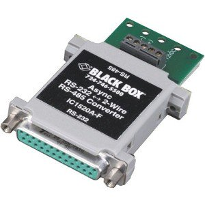MAIN OVERVIEW FEATURES:   Adapter Type: DB-25/Terminal BlockConnector on First End: 1 x 25-pin DB-25 Female RS-232 Serial/ParallelConnector on Second End: 1 x Terminal BlockLimited Warranty: 1 Year