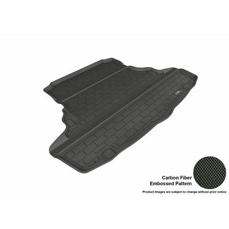 3D Maxpider 2014 2016 Lexus Is250 350 All Weather Cargo Liner In Black With Carbon Fiber Look