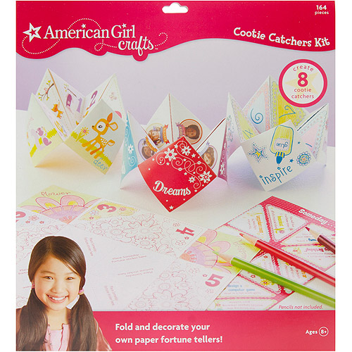 American Girl Cootie Catcher Kit