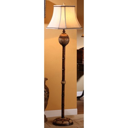 Ok Lighting Bahama Collection Floor Lamp