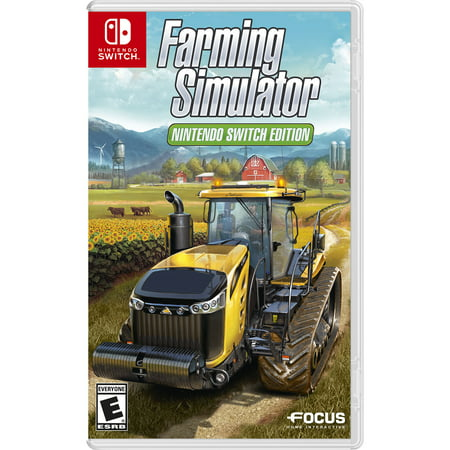 Focus Home Interactive Farming Simulator 17 (NSW) MAXIMUM GAMES