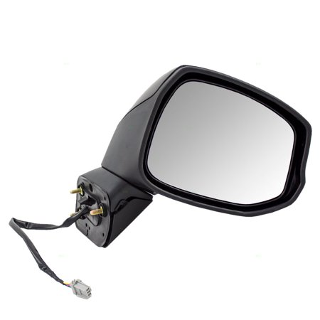 Passengers Power Side View Mirror Replacement for Honda Civic 76208-TR0-A01