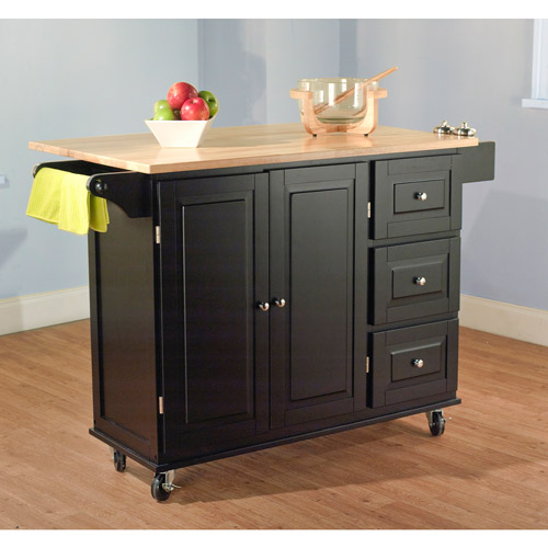 Sundance Kitchen Cart, Multiple Colors