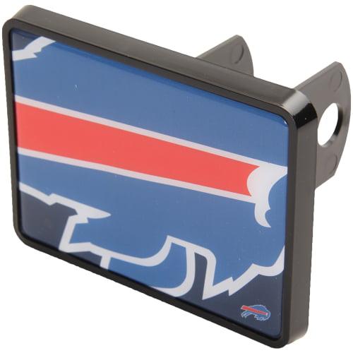 "Buffalo Bills Mega 1.25"" x 2"" Universal Plastic Hitch Cover - No Size"