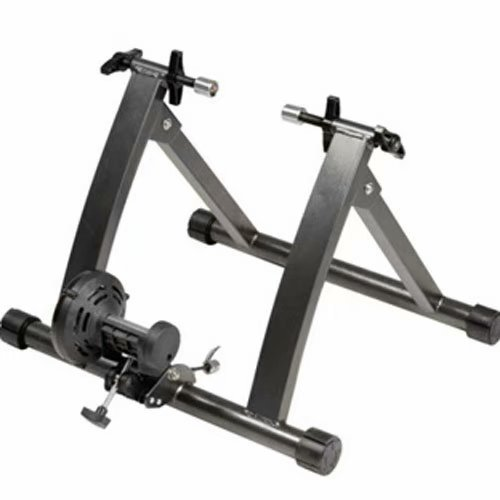 Noroomaknet Stationery Bike Trainer Stand Rack Indoor Non-wire Bicycle Exercise Stand Black