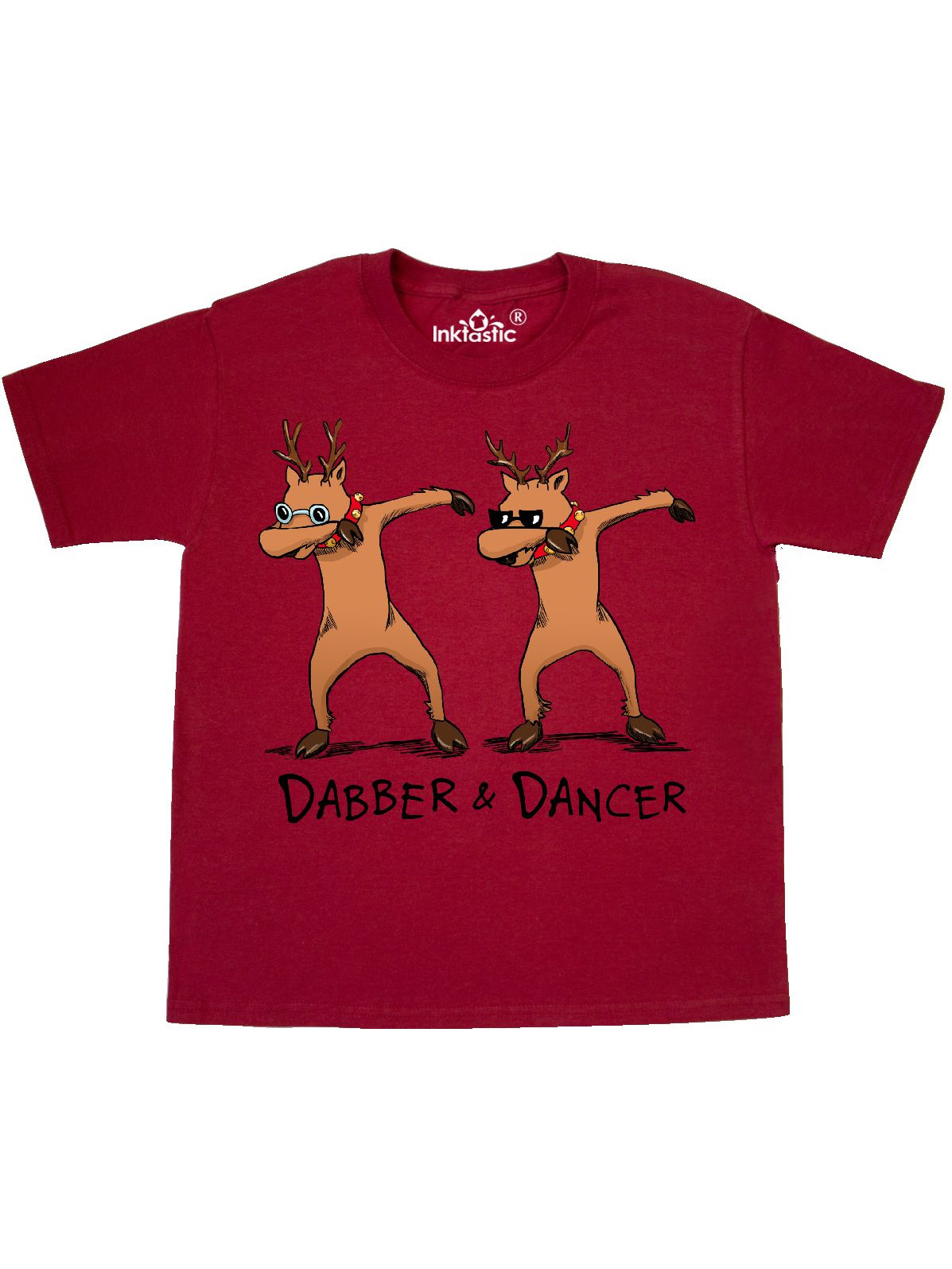 Dabber and Dancer Youth T-Shirt