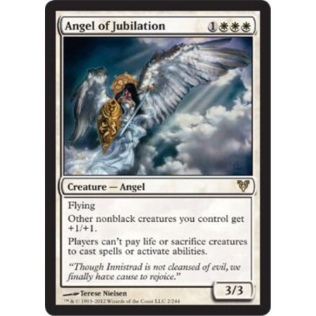 Magic: the Gathering - Angel of Jubilation (2) - Avacyn