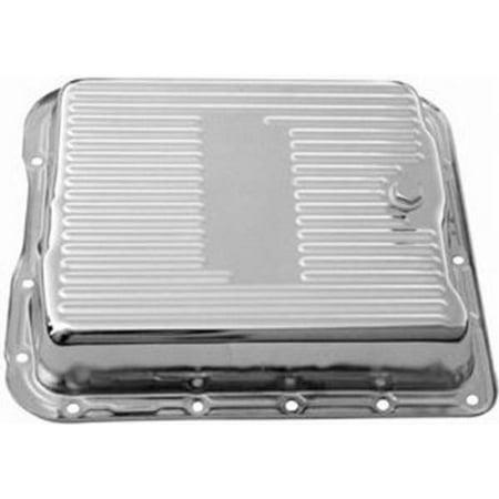 - CHROME GM TURBO 700R4 TRANSMISSION PAN - SHORT & F