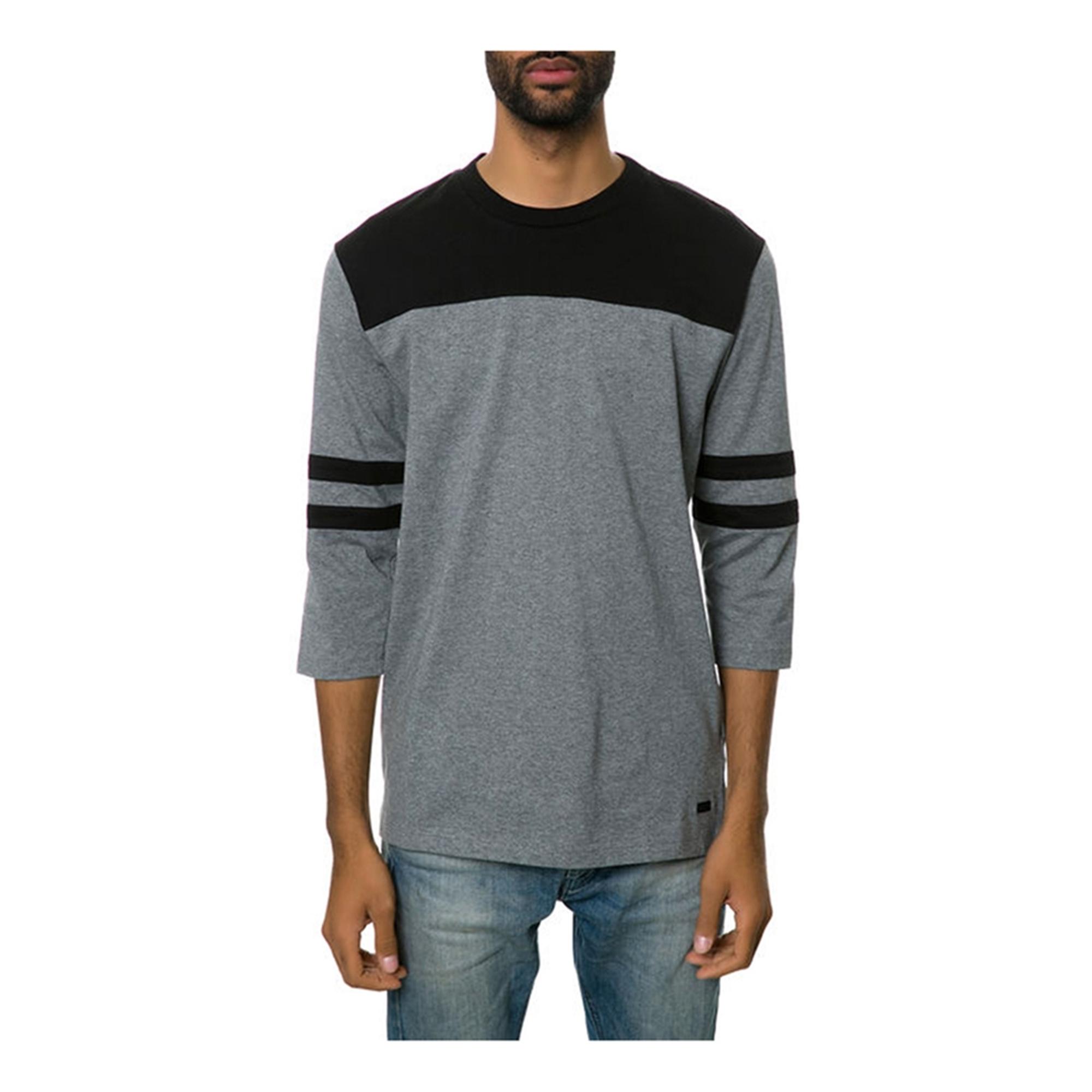 Kr3w Mens Skateboarding Butterfly Knives Black T-Shirt K52723 NWT