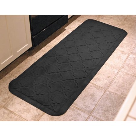 22 in. L x 60 in. W Charcoal Comfort Pro Onyx Mat