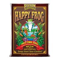 Foxfarm FX14047 pH Adjusted Happy Frog Potting Soil Mix 2 Cubic Feet Bag