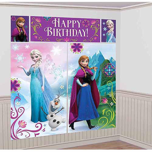 Disney Frozen Scene Setter Kit