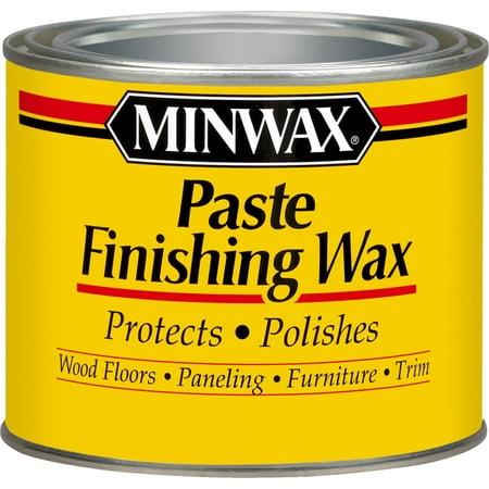 Minwax® Paste Finishing Wax Natural, 1-Lb
