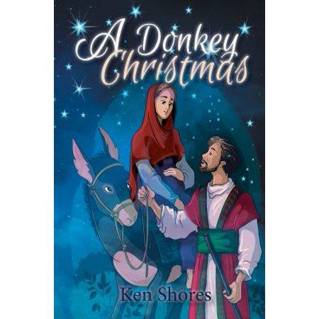 A Donkey Christmas - eBook