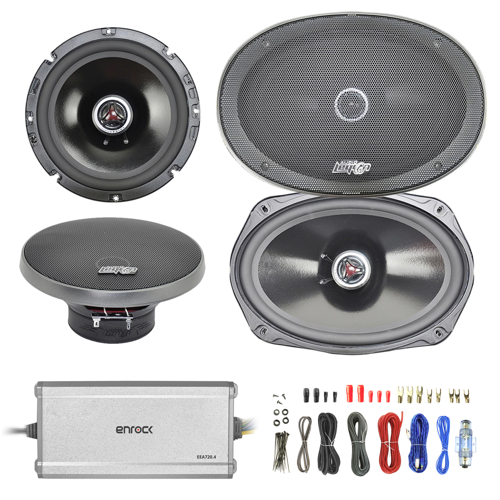 """Audio Legion CME65 Car Audio 6 1/2"""" Stereo Speakers (pair..."""