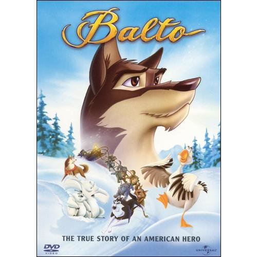 Balto (Full Frame)