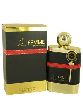 Armaf Le Femme by Armaf - Eau De Parfum Spray 3.4 oz