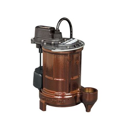 Liberty Pumps 257 1/3 HP Submersible Sump Pump with Vertical Magnetic Float