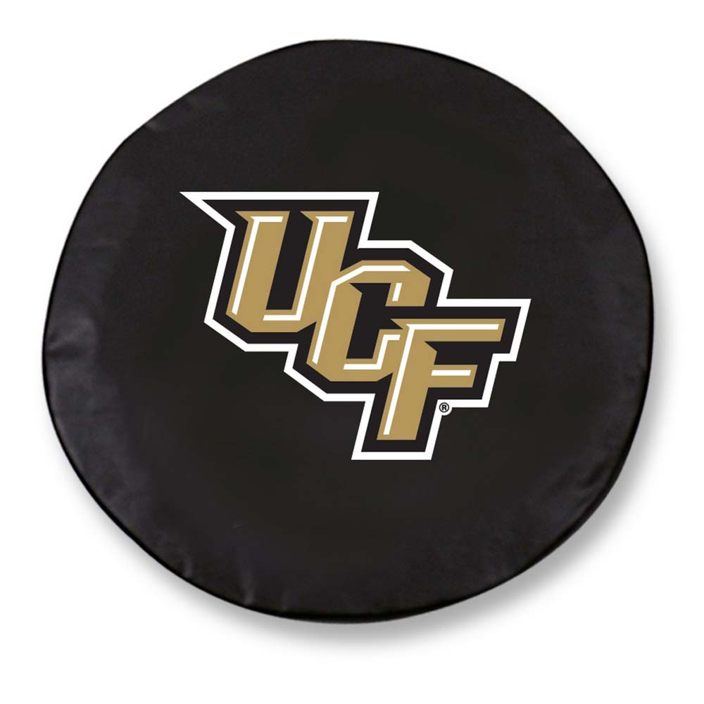 Central Florida Large Tire Cover (Black)