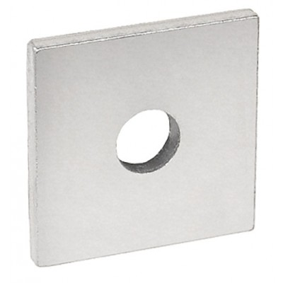 Stainless Steel 1-5/8 Inch Outside Diameter Square Strut Washer For 3/4 Inch Bolt Size-5 per case
