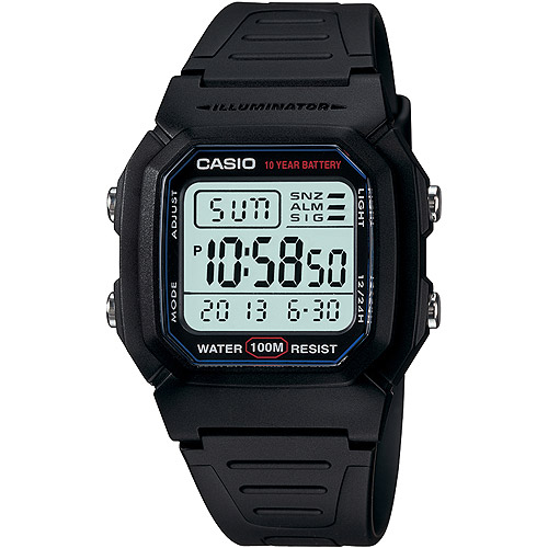 Casio Men's Classic Digital Sports Watch