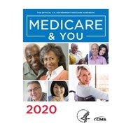 Medicare & You Handbook 2020 (Paperback)