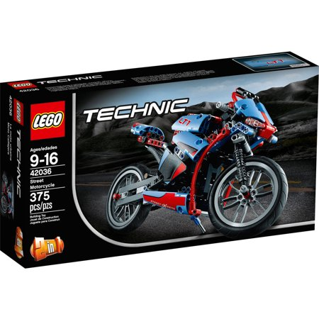 LEGO Technic Street Motorcycle, 42036