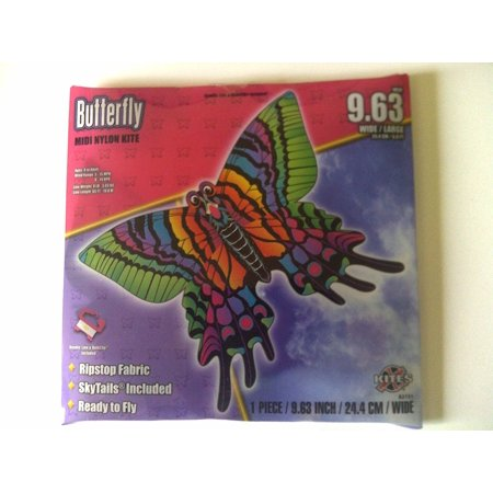 (Midi Nylon Kite Butterfly 82151)
