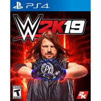 WWE 2K19, 2K, PlayStation 4, REFURBISHED/PREOWNED
