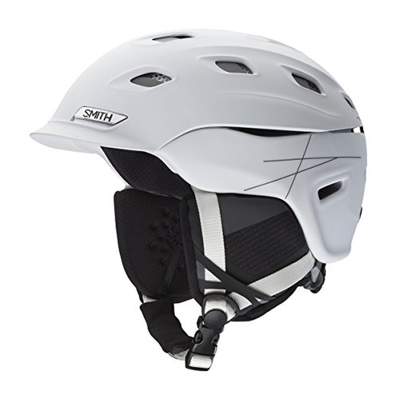 Smith Optics Unisex Adult Vantage Snow Sports Helmet Matte Gunmetal Small (51-55CM) by Smith Optics