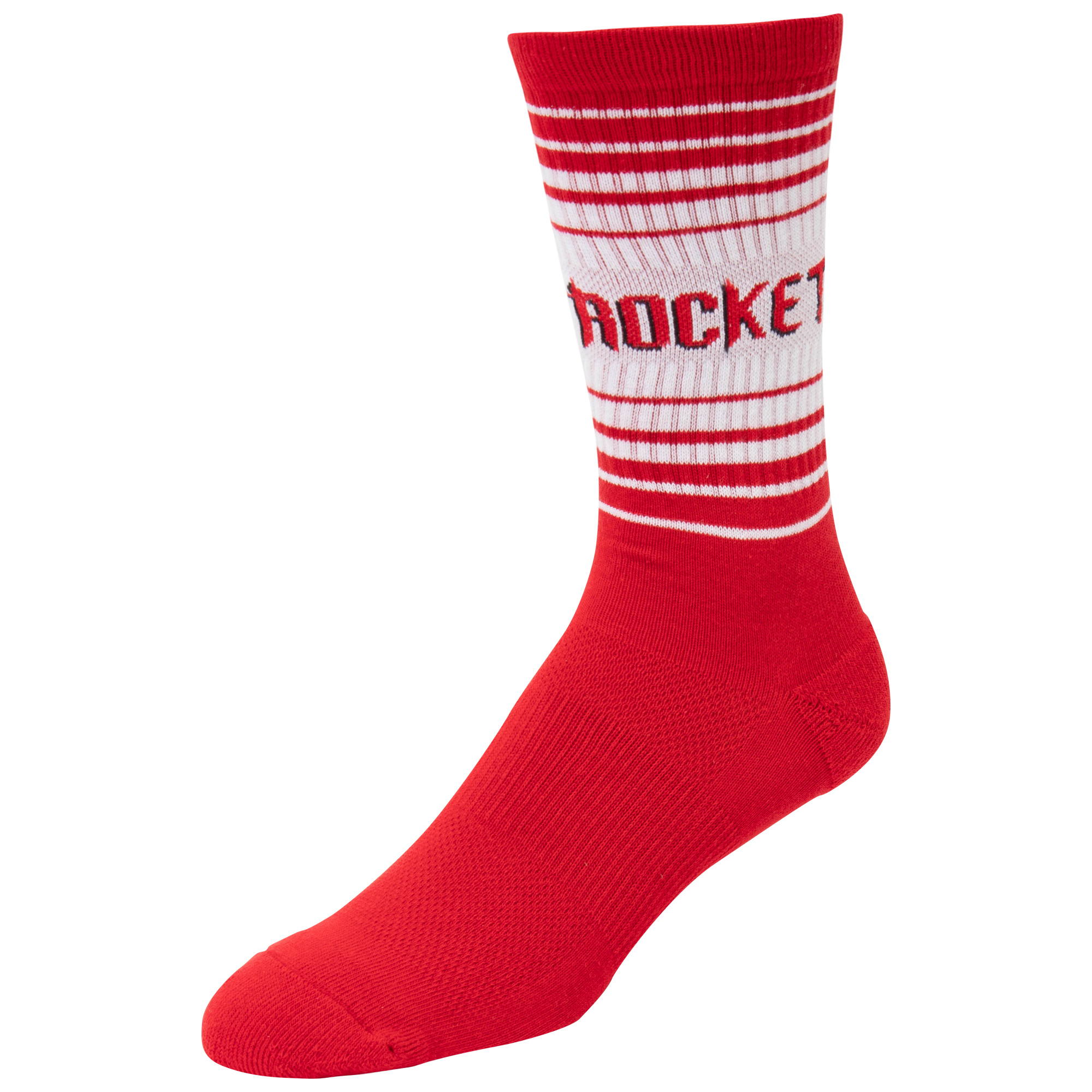 Houston Rockets Horizon Crew Socks - L
