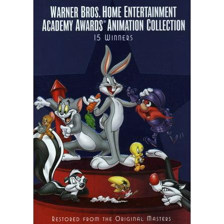 Warner Bros Halloween 2017 (Warner Bros. Academy Awards Animation: Winners)