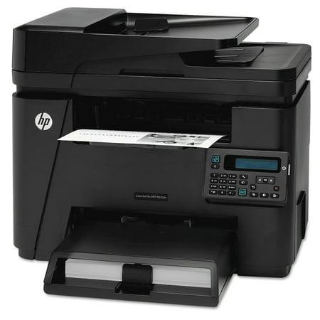 HP LaserJet Pro MFP M225DN Multifunction Laser Printer, Copy/Fax/Print/