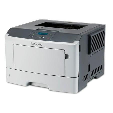 Lexmark MS410dn High Yield Duplex Mono Laser Printer Network