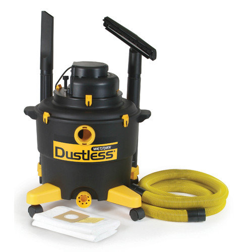 20 in. Wet and Dry Vacuum
