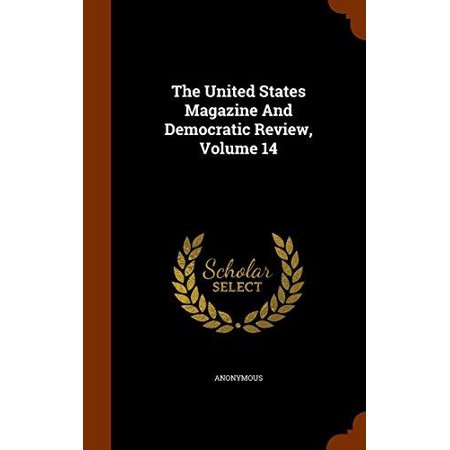 The United States Magazine and Democratic Review, Volume 14 - image 1 of 1