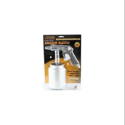 Sandblast Gun w Cup in White